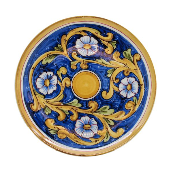 Jogo prato de sobremesa Mayolica Royal 6 peças 17418/1 Rojemac